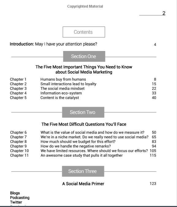 SocialMediaExplainedContent