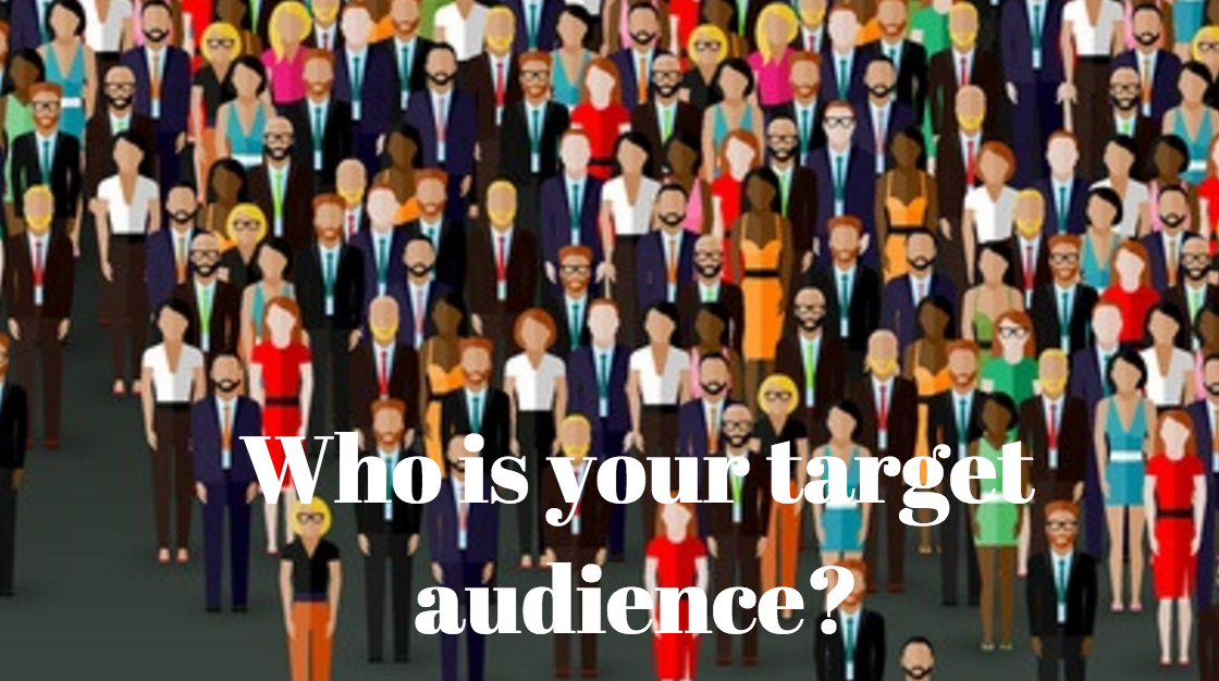 how to write to target audience