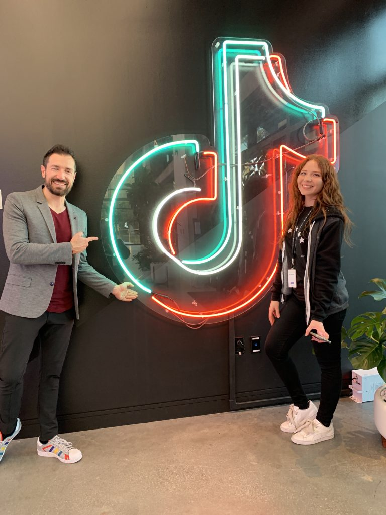 My Visit to TikTok's Los Angeles Office